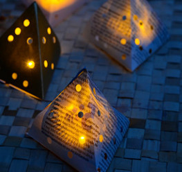 Lovely Little LED Lanterns