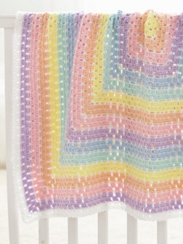 Beginner Daydream Baby Blanket