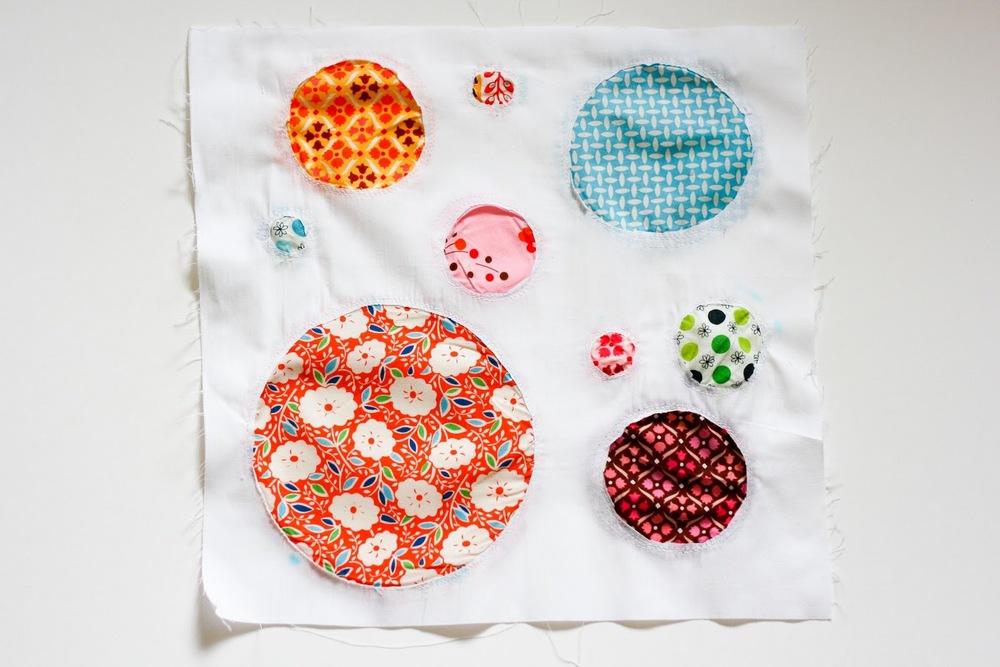 Piecing Patterns Paper Quilt Fall