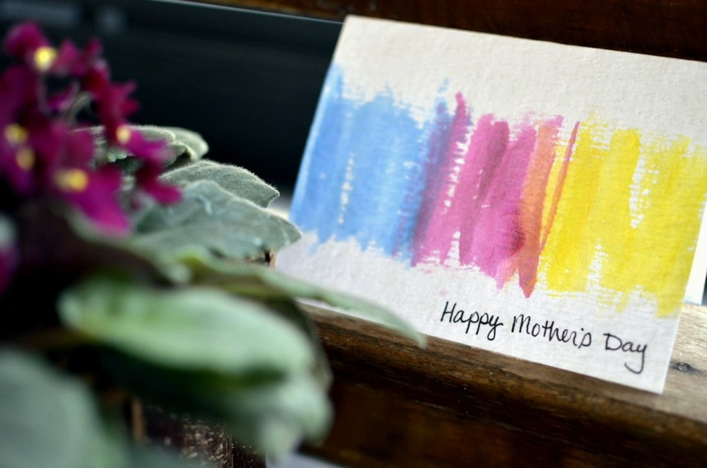 Easy Watercolor Greeting Cards