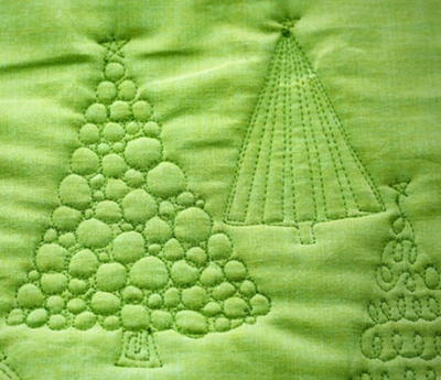 halloween free motion quilting designs