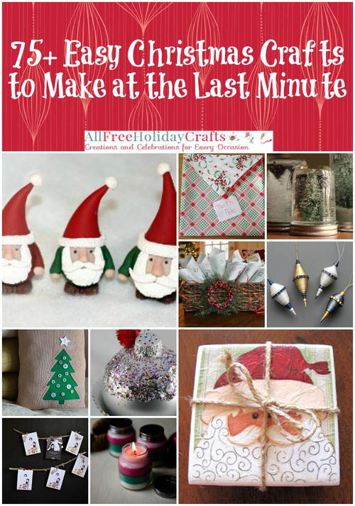 quick easy homemade christmas gifts handmade holiday gift ideas
