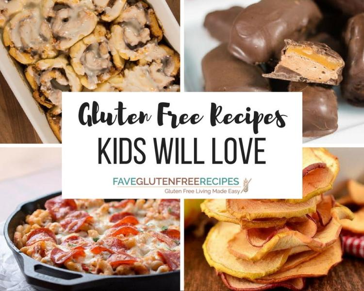35 Gluten Free Recipes Kids Will Love   FaveGlutenFreeRecipes com
