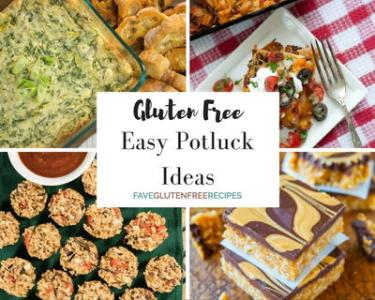 40 Easy Gluten Free Potluck Ideas   FaveGlutenFreeRecipes com 40 Easy Potluck Ideas