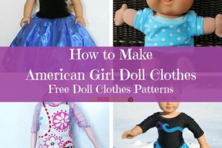 imgenes de printable patterns for american girl doll clothes interesting free printable american girl doll clothes