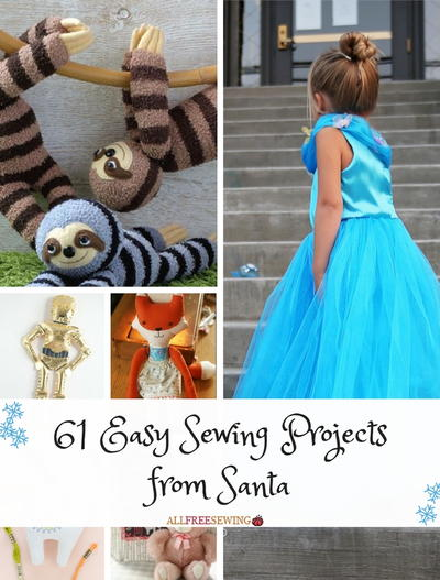 Easy Sewing Gifts For Christmas | Creativepoem.co