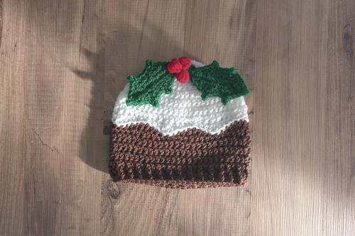 Christmas Pudding Hat Crochet Pattern Free Christmaswalls