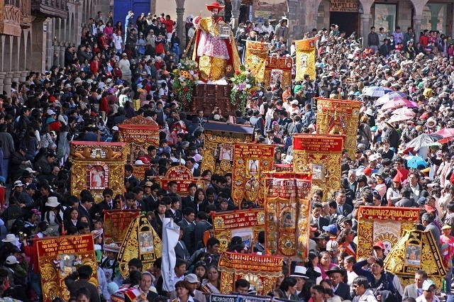 semaine sainte Pérou