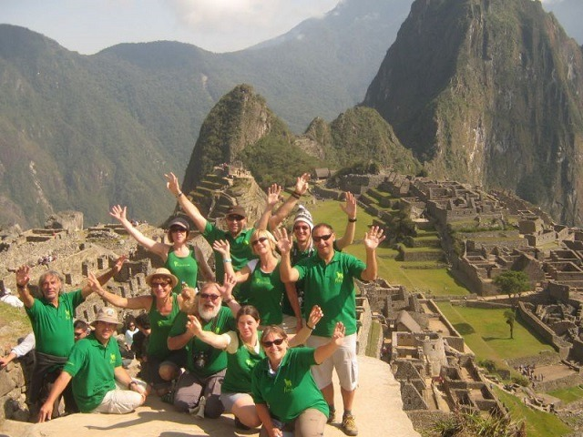 Machu Picchu Viventura