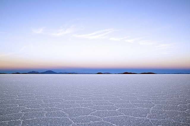 Before Sunrise, Salar de Uyuni, Bolivia Crédit photo à : Dimitry B. https://www.flickr.com/photos/ru_boff/