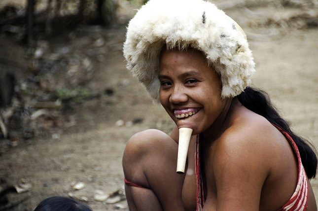 Journée Internationale des peuples indigènes - Zoé