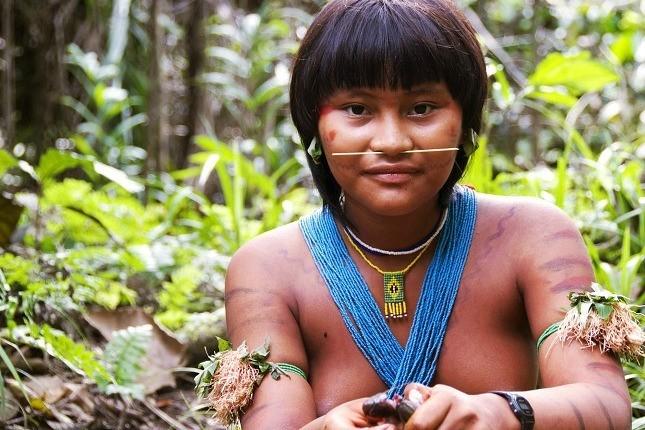 Journée internationale des peuples indigènes - Tribu Yanomami