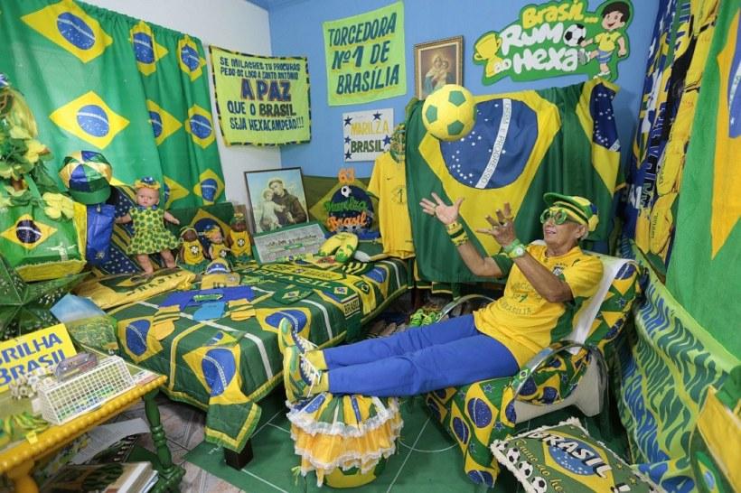 Coupe du monde 2018 : 11 faits insolites sur le football sud-américain.