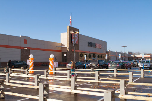 Visiting The Home Depot In Vauxhall, New Jersey