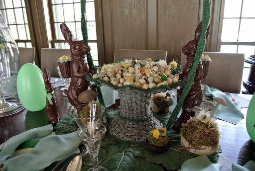 Easter Preparations At The Farm The Martha Stewart Blog