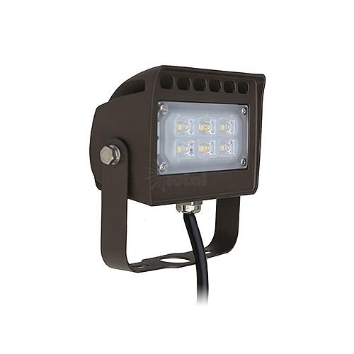 orbit led outdoor landscape lighting bronze flood light 12watt warm white low voltage aluminum lfl13 12ww t 12v