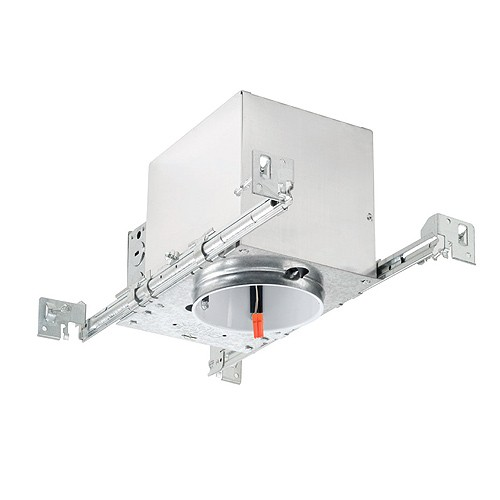 4 led recessed lighting air tight ic rated housing