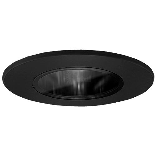 2 recessed lighting black reflector black shower trim