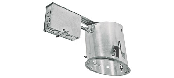 6 slope recessed remodel ic air tight housing