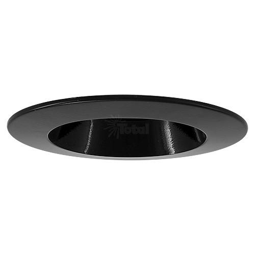 4 led smart dim dims to warm advanced recessed lighting led retrofit black reflector black trim 3000k 1600k