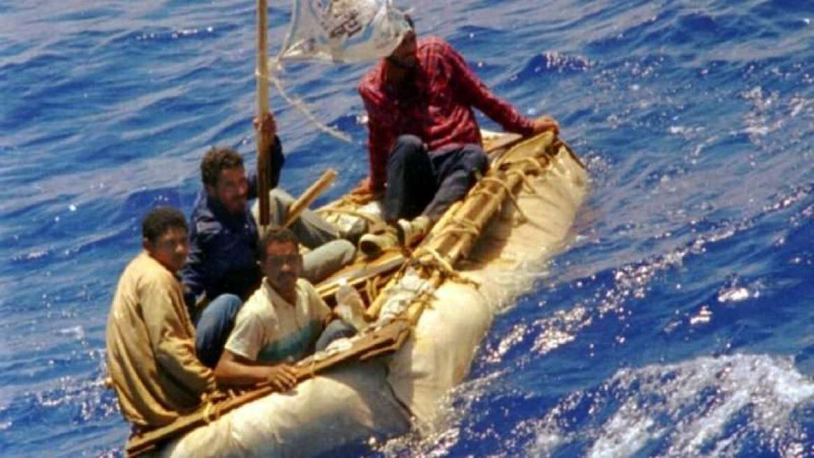 Cuban Refugees 1994