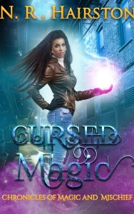 Cursed Magic by N. R. Hairston