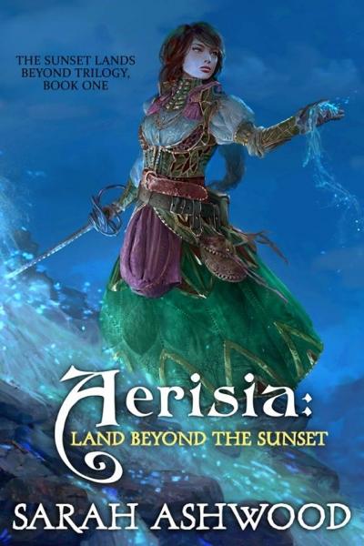 Aerisia: Land Beyond the Sunset Cover