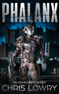 PHALANX by Chris Lowry