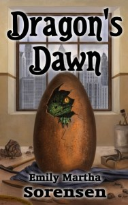 Dragon's Dawn by Emily Martha Sorensen