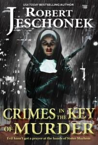 Crimes in the Key of Murder by Robert Jeschonek
