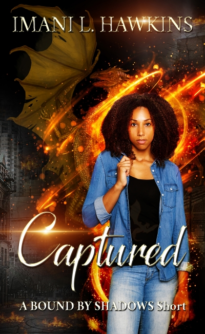 Captured - A Bound By Shadows Short Cover