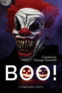 BOO! A Halloween Story by George Saoulidis