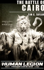 The Battle of Cairo by Tim C. Taylor