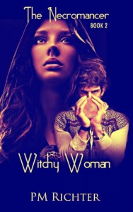 Witchy Woman by PM Richter