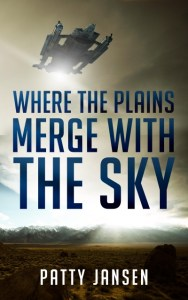 Where the Plains Merge with the sky by Patty Jansen