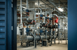 Jehovah's Witness UK branch office to include SANHA UK Piping