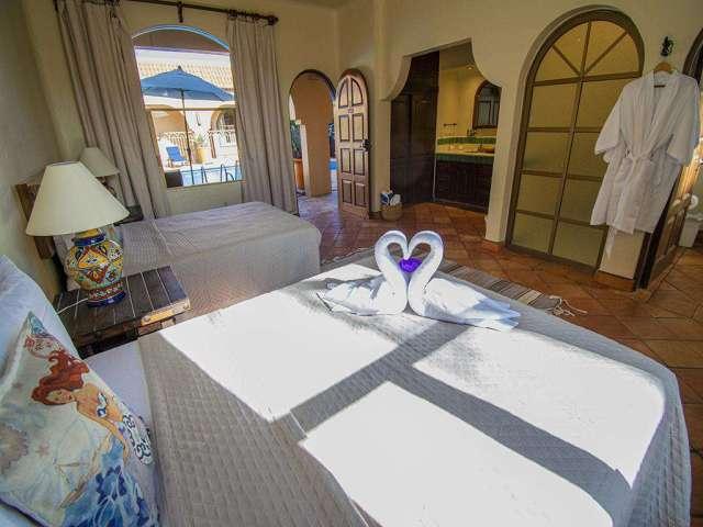 Bedroom 6 on the left side
