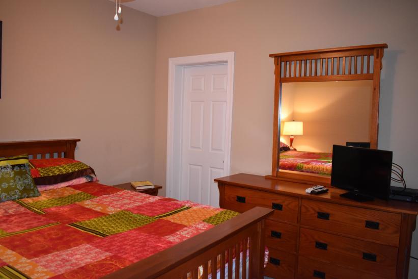 Another View of HideAway Bedroom - 1st floor