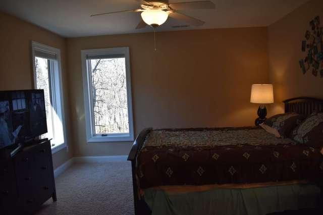 Corner floor to ceiling Breesway Bedroom