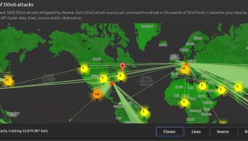 Watch IP Attacks – Live! – To Inform is to Influence