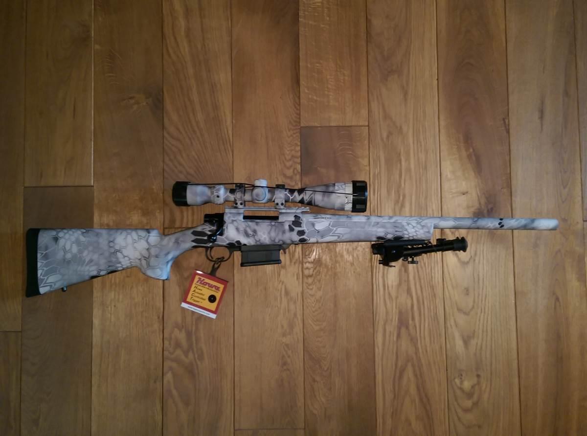Mossberg 702 Plinkster Custom
