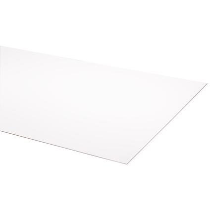 panneau dur sencys blanc 244x122x0 3cm