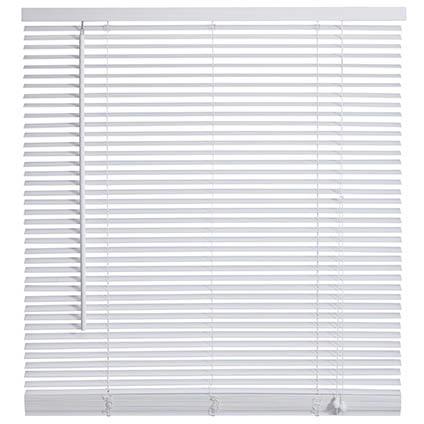 store venitien decomode bois blanc 90 x 175 cm