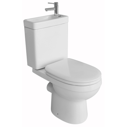 wc avec lave mains integre allibert 3 6 l