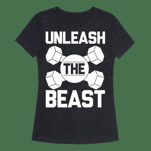 HUMAN - Unleash The Beast - Clothing | Tee