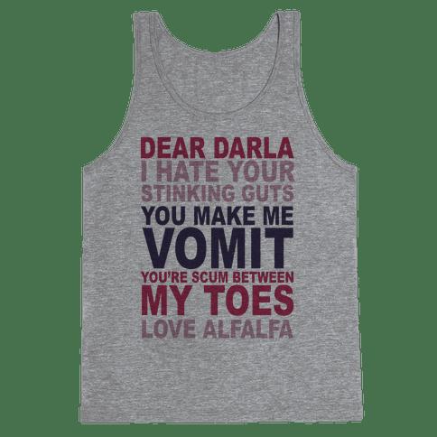 Download HUMAN - Dear Darla - Clothing   Tank