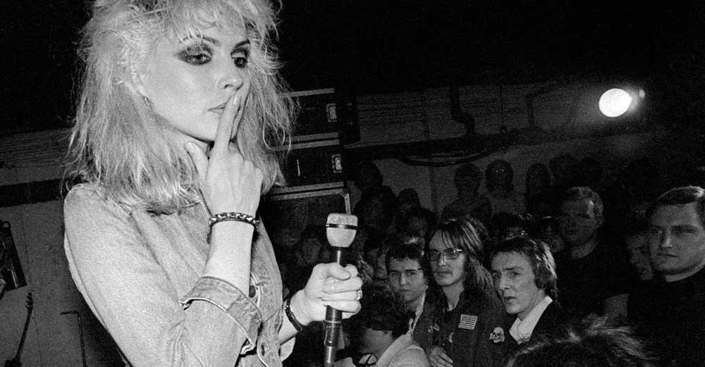 1980s Women In Rock Videos