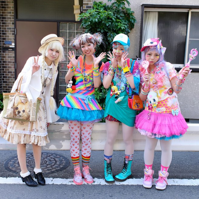 Image result for harajuku wear