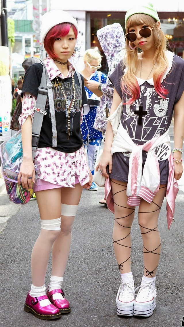 All You Need To Know About Harajuku Style In Harajuku style  more is more  so layering up lots of clothes is fine  In  Harajuku  you must be creative and dress exactly as you wish  not shying  away