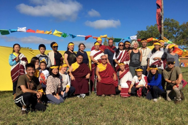 Support Buddhist Retreat Centre